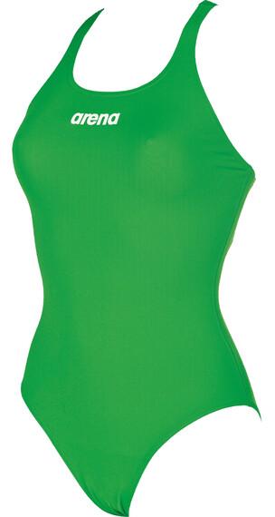 arena Solid Swim Pro - Maillot de bain Femme - vert